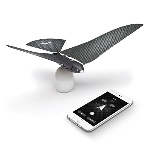 BionicBird- Premium Package - Smart Flying Robot - Oeuf de charge - Paire d'ailes de rechange