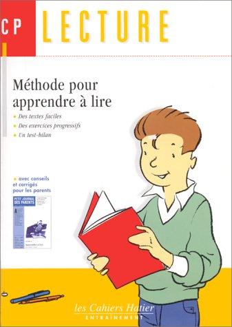 Lecture CP : Méthode pour apprendre à bien lire