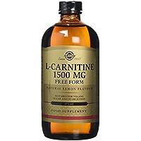 Solgar 473 ml/1500 mg L-Carnitine Liquid