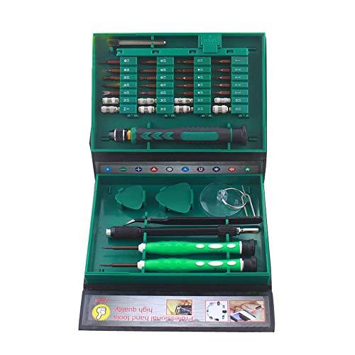 38en 1reparación herramientas Kit Precision S2Alloy Acero Herramienta para ordenador Magic