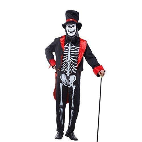 doo Skullman-Kostüm Halloween Horror Movie (Tuxedo Mask Halloween)