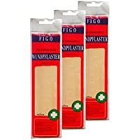 48 x FIGO Wundpflaster 25 x 6cm atmungsaktiv, Heft-Pflaster, Wund-Verband preisvergleich bei billige-tabletten.eu