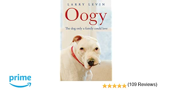 A Dog Named Oogie Book