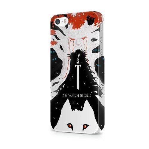 iPhone 6/6S (4.7 pouces) coque, Bretfly Nelson® GARDIENS DE LA GALAXY Série Plastique Snap-On coque Peau Cover pour iPhone 6/6S (4.7 pouces) KOOHOFD910186 GAME OF THRONES - 027