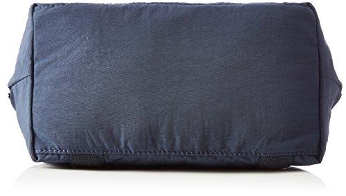 Kipling Art S, Sacs Portés Main Femme, 44x27x18 cm Bleu (42W Alaskan Blue)