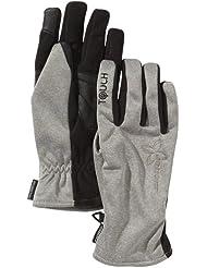 Ziener 8.5, 132012 - Guante deportivo para mujer, color gris