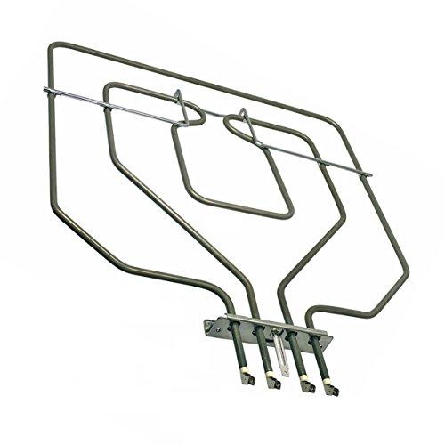 ORIGINAL Heizelement Backofen Oberhitze Grill Heizung 2800W Bosch Siemens 470845