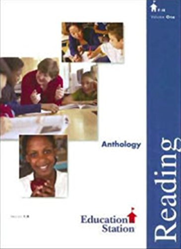 steck-vaughn-sylvan-learning-center-anthology-levels-6-8-band-6-8-volume-1