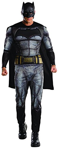 Imagen de batman v superman  dawn of justice, disfraz para adulto, talla unica rubie's spain 810841