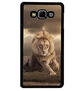 PrintVisa King Lion Panther High Glossy Designer Back Case Cover for Samsung Galaxy A5 :: Samsung Galaxy A5 Duos :: Samsung Galaxy A5 A500F A500FU A500M A500Y A500YZ A500F1/A500K/A500S A500FQ A500F/DS A500G/DS A500H/DS A500M/DS A5000