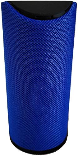 WILES TG113 Super Bass Splashproof Wireless Bluetooth Speaker Best Sound Quality Playing with Mobile/Tablet/Laptop/AUX/Memory Card/Pan Drive/FM (Blue)