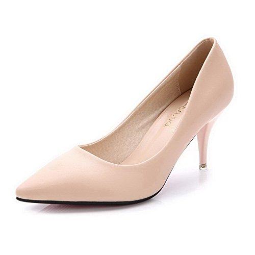 aalardom-femme-pu-cuir-tire-a-talon-haut-fermeture-dorteil-chaussures-legeres-nu-pu-cuir-375