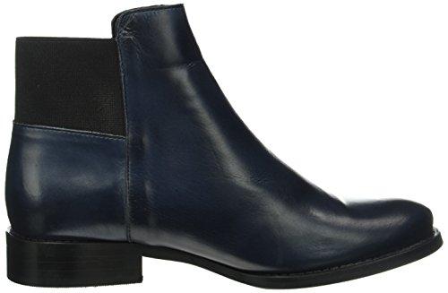BIANCO - Dress Boot W/Elastic Son16, Stivali bassi con imbottitura leggera Donna Blu (Blau (Navy Blue/30))