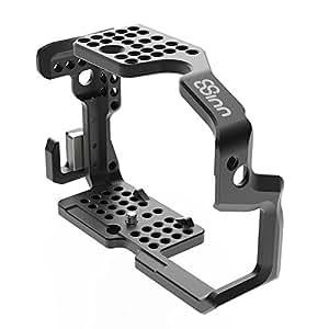 8Sinn Cage for Panasonic GH3 / GH4 Cage Aluminium black DSLR VIDEO