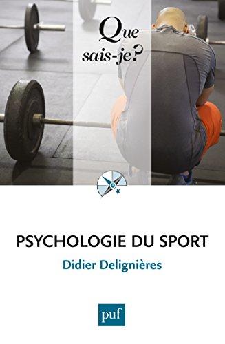 psychologie-du-sport-que-sais-je-n-2110