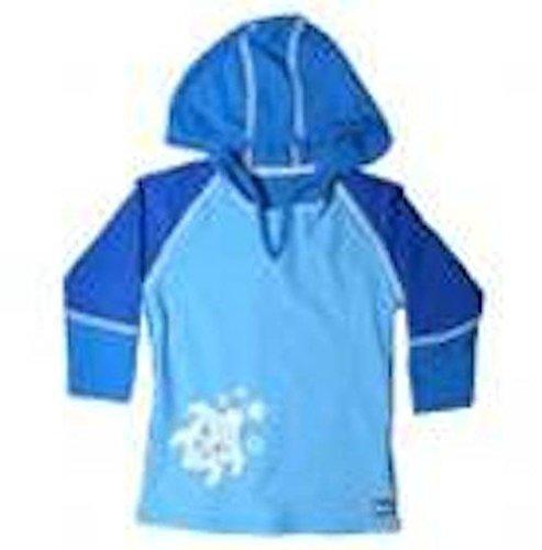 Banz Baby Blau UV50langen Ärmeln Hoodie (6-12Monate)