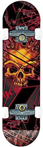 Playtastic Fingerboard: Finger-Skateboard Skatepark-Set (9-teilig) (Finger Skateboard Park) (Metall-skate-rampe)