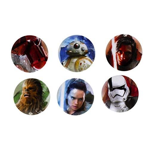 Star Wars pp3818sw die Letzten Jedi Pin Badges, Unisex, ONE SIZE