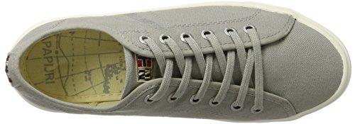 Napapijri Mia, Sneakers basses femme Beige (minimal grey)