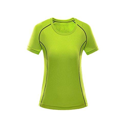 ISEYMI - T-shirt de sport - Femme green
