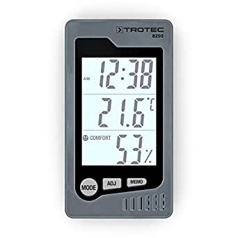 TROTEC BZ05 Thermo-hygromètre de table