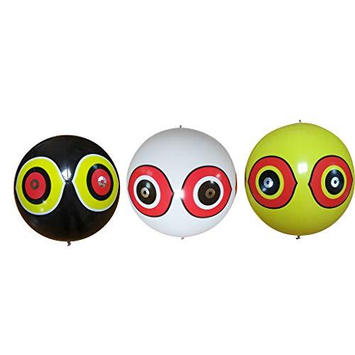 Homyl palla gonfiabile per uccelli accessori plastica