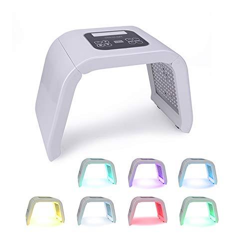 7 colori LED luce Photon maschera, per viso e corp...