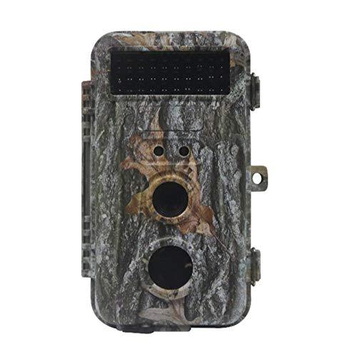 "MTTLS Wildkamera Fotofalle Jagdkamera 2.36"" LCD-Anzeige 16MP 1080P HD IP 56 Wasserdichte Entwurfs-Tarnungs-Nachtsicht-Spiel-Kamera-PIR-Sensor-Jagd-Kamera Wildkamera Premium Bewegungsmelder Fotofalle"