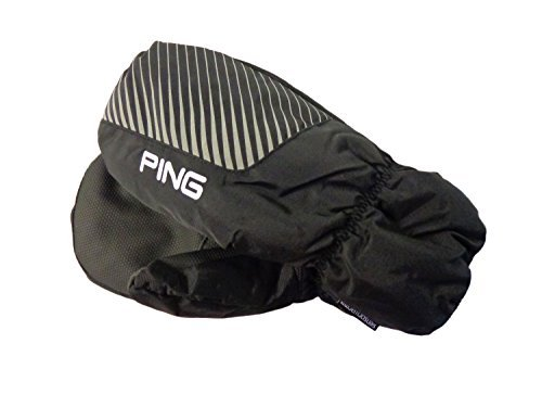 NEW Ping AC Black Cart Winter Mittens by Ping -