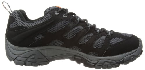Merrell Moab Gtx, Chaussures de randonnée basses homme Black/Granite