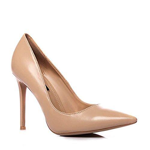 Schuhzoo , Hi-Top Slippers femme Beige