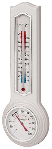 BIOS Indoor Wall Thermometer and Hygrometer  available at amazon for Rs.2461