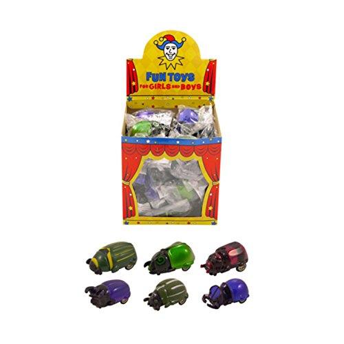 henbrandt-coleotteri-giocattolo-colorati-scatola-da-42-taglia-unica-multicolore