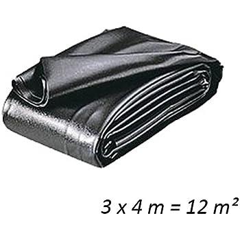 4x4 16qm in 4m Breite Teichvlies 300g //qm