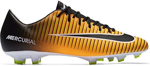 Nike Mercurial Victory Vi Fg, Scarpe per Allenamento Calcio Uomo Arancione (Laser Orange/Black/White/Volt)