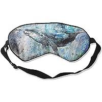 Whale Artwork Paint Sleep Eyes Masks - Comfortable Sleeping Mask Eye Cover For Travelling Night Noon Nap Mediation... preisvergleich bei billige-tabletten.eu