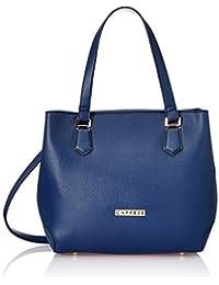 Caprese Augustina Women's Tote Bag (Blue)