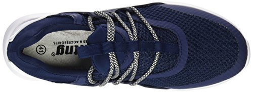 MTNG Attitude 84155, Sneakers basses homme CARBON MARINO