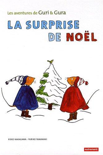 Les aventures de Guri & Gura : La surprise de Noël