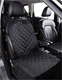 Alfheim Dog Car Seat Cover Nonslip Rubber Backing with Anchor And An Adjustable