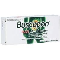 Buscopan plus Spar-Set 5x20Filmtabletten wirkt kramp- und schmerzlindernd bei leichten bis mäßig starken Schmerzen... preisvergleich bei billige-tabletten.eu