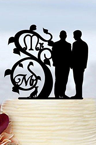 topper-per-torta-nuziale-2-grooms-stesso-sesso-gay-wedding-cake-topper-mr-e-mr-torta-topper-decorazi