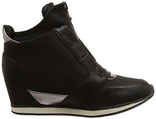 noir Les Sneakers Tropéziennes Schwarz Damen Cube nOfBORUq