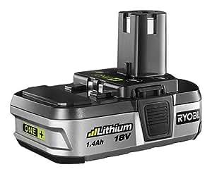 Batterie lithium ion 18 v 1.4 ah RYOBI systeme one + bpl18151