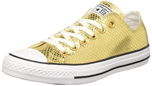 converse-ctas-ox-sneakers-femme-or-gold-black-white-395-eu