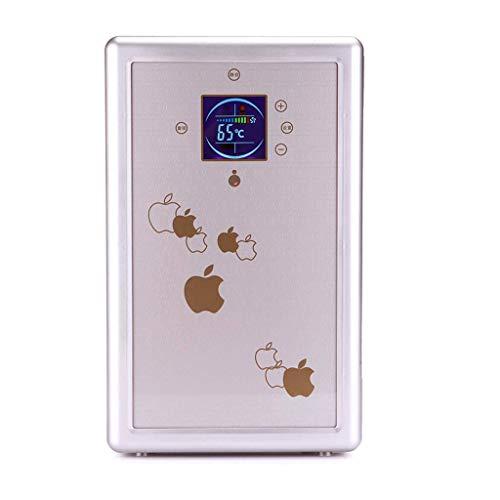 16L Voiture Réfrigérateur Mini Réfrigérateur Voiture Double usage petit Réfrigérateur Dortoir Voiture Petite Boîte De Chauffage Et De Refroidissement LCD Affichage Double Type De Refroidissement Peut