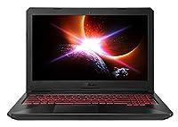 "ASUS FX504GE-DM198T - Ordenador portátil Gaming 15.6"" FullHD (Intel Core i7-8750H, 16GB RAM, 1 TB..."