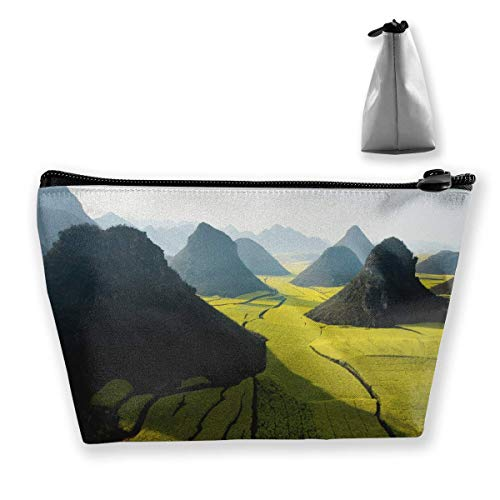 Casual Stationery Receive Bag Field Under The Mountain Tote Bag -