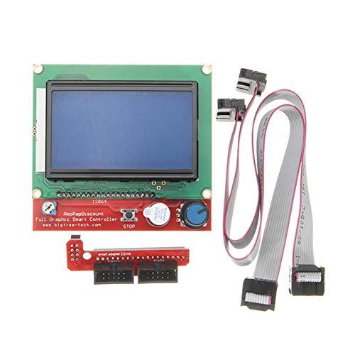 Ballylelly-3D-Drucker-Controller für intelligente Digitale LCD-Anzeige 12864 für RAMPS 1.4 - Digitale Anzeige-controller