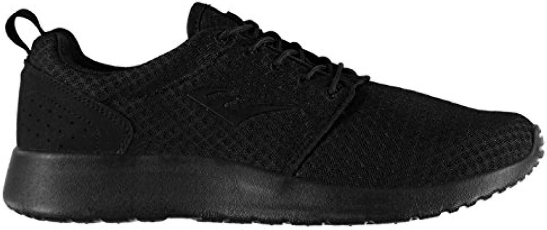 Original Schuhe Everlast Sensei Run Trainer Herren Schwarz Sport Schuhe Sneakers